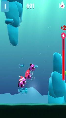 疯狂的食人鱼游戏